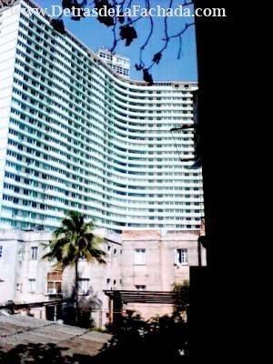 Edificio FOCSA visto desde el apartamento