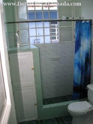 Shower/shower bath
