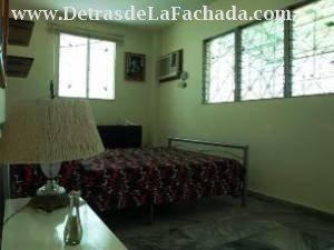 Bedroom with AC/ Dormitorio con AC