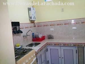 Kitchen with oven and everything you need to devel