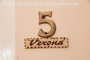 """5ta Habitación \""""Verona\&quot"""