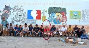 Otro mural en la ciudad