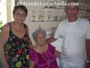 Elisabeth, Gerardo y Anita