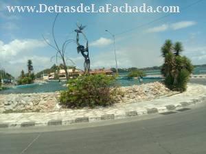 La Punta ubicada a 1000 mt del hostal