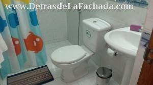 Baño independiente