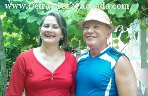 Anfitriones Alejandro y Susana