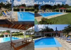Casa con piscina siboney alquiler de casa en cubanac n for Alquiler casa de playa con piscina