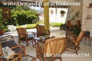 Casa de vacaciones en Cuba