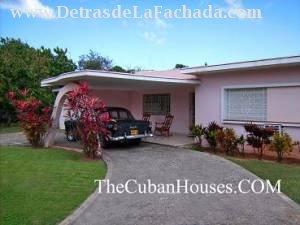 Alquiler en casa en Cuba, Siboney