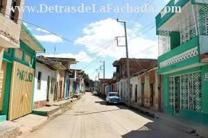 Calle Cruz Verde # 43 entre calle Desengaño y calle Rosario.