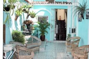 Santa Rita #465 7Reloj y Calvario