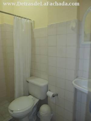 Baño de habitacion 1 para 2 personas
