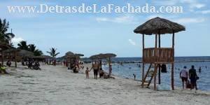 Playa de Caibarién a 2km
