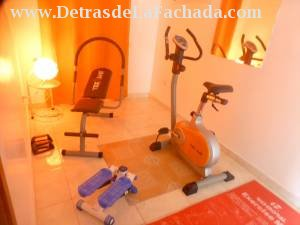 Suite Bamboo Gimnasio personal