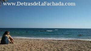 Playa Rancho Luna, trip from the hostal