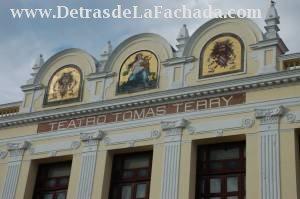 Inmediaciones, Teatro Tomás Terry