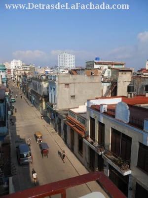 Calle Trocadero 203 apto 9 entre Industria y Crespo