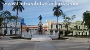 Plaza de la libertad.matanzas