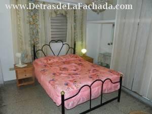 Dormitorio de la habitacion No. 1 vista de entrada