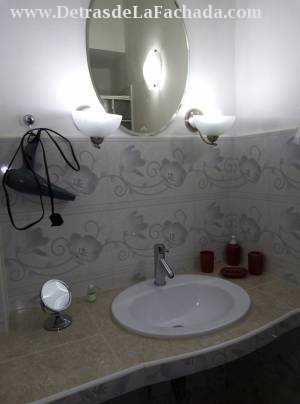 Baño de una habitacion