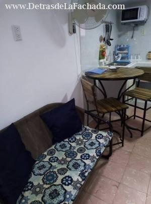Pequeño apartamento, con acceso independiente