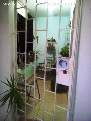 Balcon, entrada