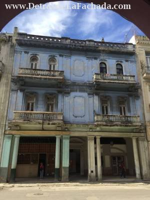 Al lado del Capitolio, manzana del saratoga, Calle Zulueta, La Habana