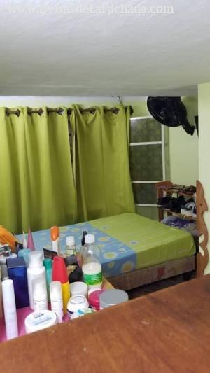 Vista parcial del cuarto