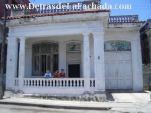 House For Sale In Cerro Cerro Havana Cuba Detras De La Fachada Com San Pablo 256 Entre Santa