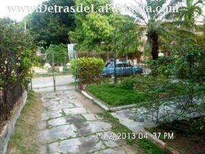 Jardin entrada