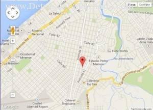 Esta es una ubicación de la casa