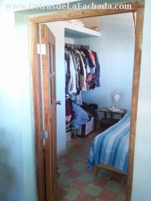 Cuarto Grande. Vista del closet