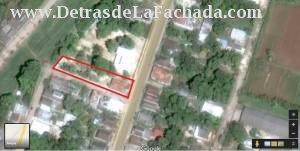 Vista de satélite