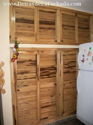 Closet de la cocina
