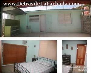 2do cuarto, cocina y terraza