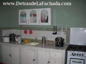 Cocina-comedor