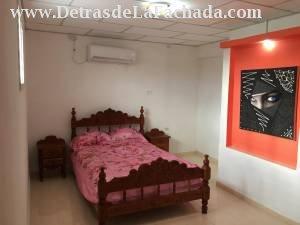 Dormitorio planta alta (con baño)