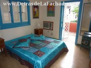 Dormitorio cama doble 1