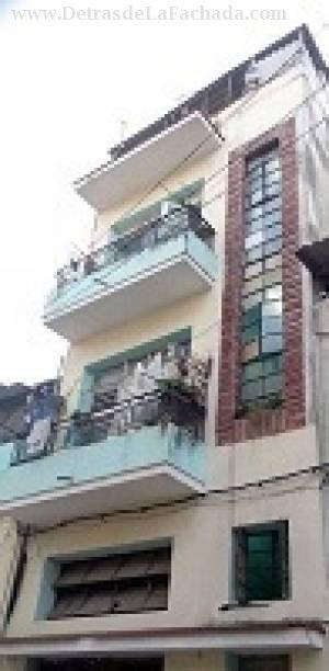 Fachada del edificio en venta